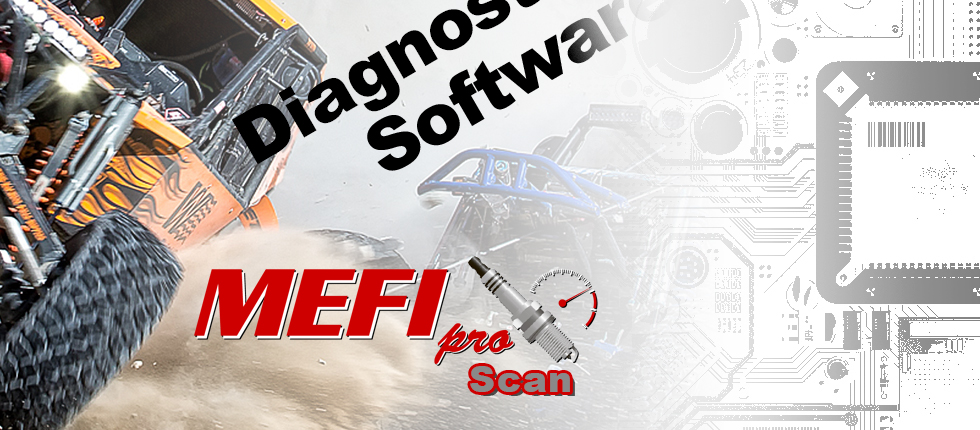 MEFIpro | Main Tuning software for Mefi 5 electronic control modules